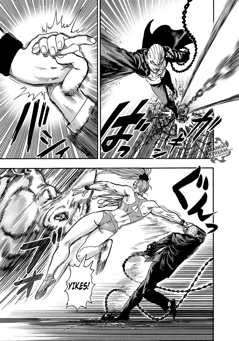 One Punch Man Chapter 94 Read Online Image 100