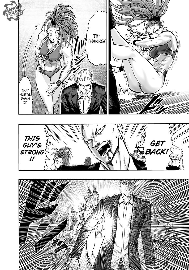 One Punch Man Chapter 94 Read Online Image 101