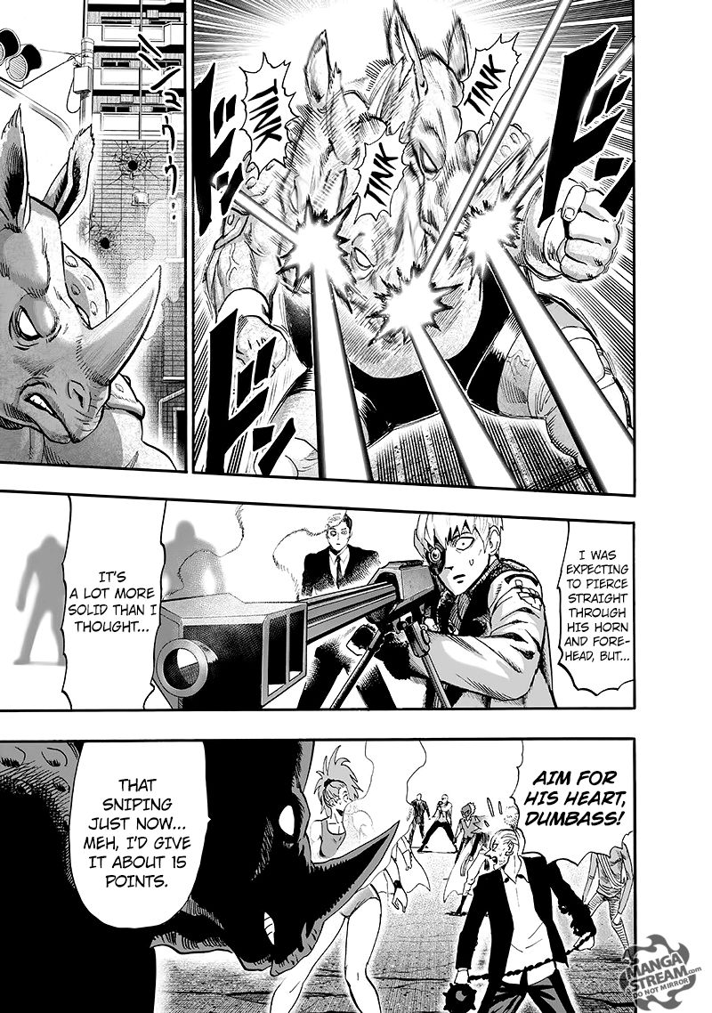 One Punch Man Chapter 94 Read Online Image 102
