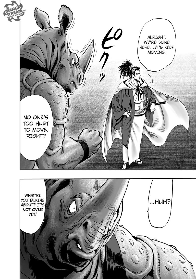 One Punch Man Chapter 94 Read Online Image 117