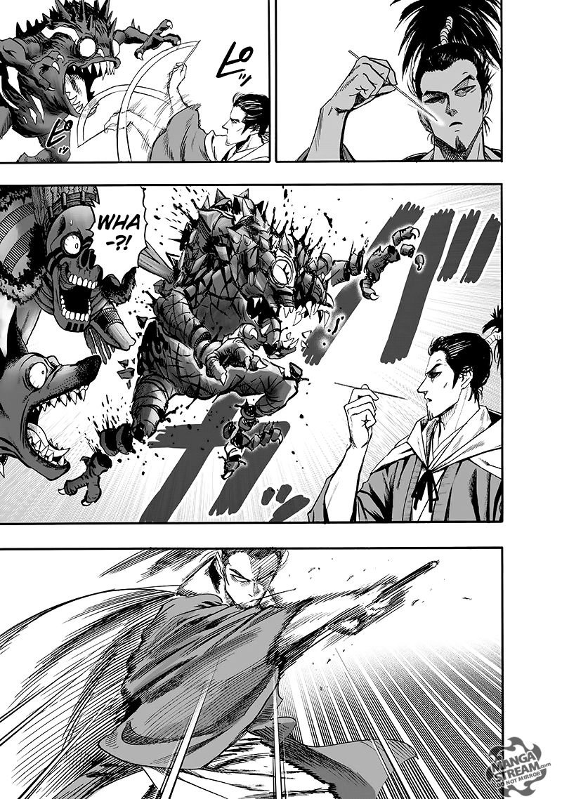 One Punch Man Chapter 94 Read Online Image 122