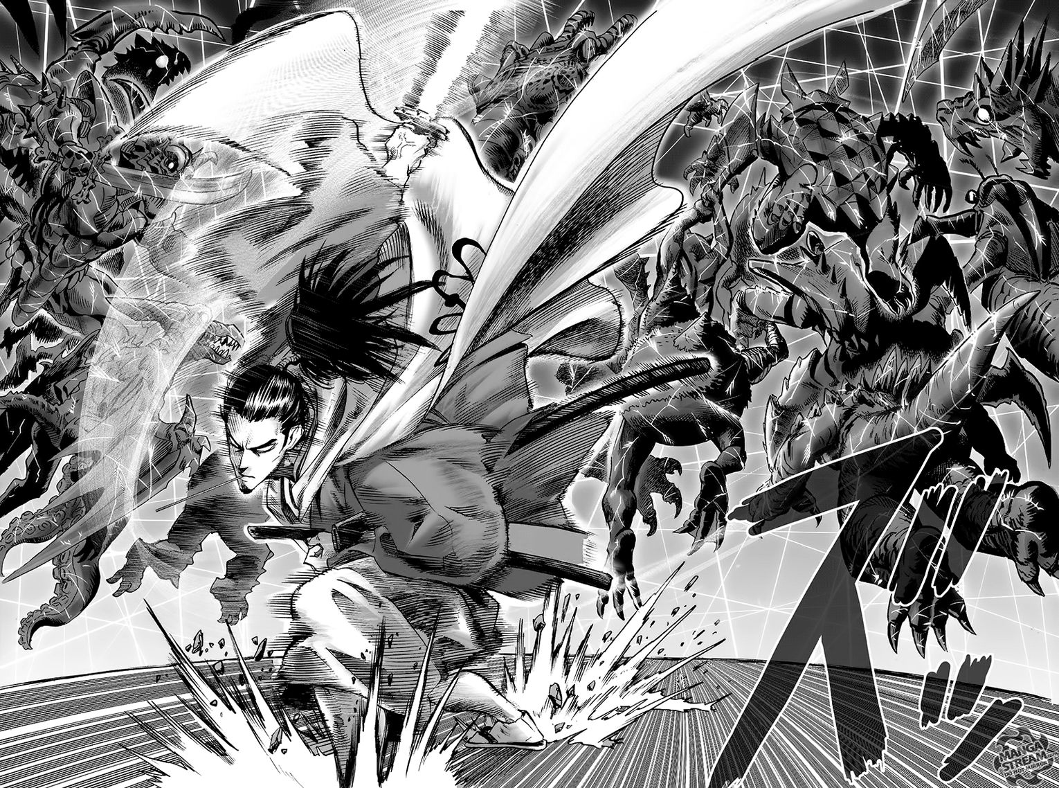 One Punch Man Chapter 94 Read Online Image 123