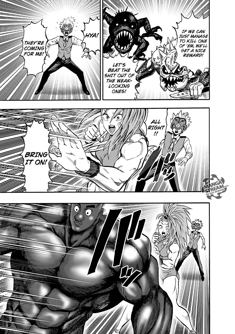 One Punch Man Chapter 94 Read Online Image 128