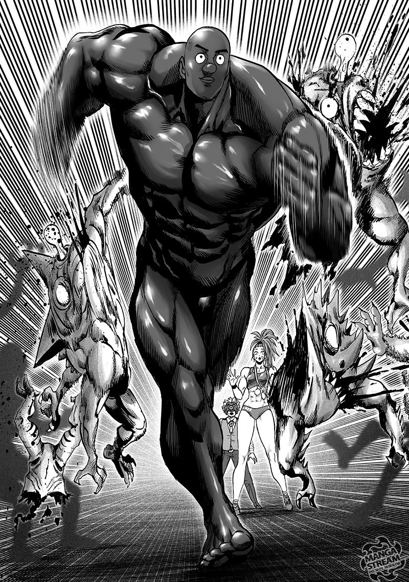 One Punch Man Chapter 94 Read Online Image 130
