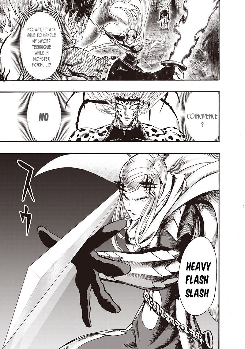One Punch Man Chapter 96 Read Online Image 6