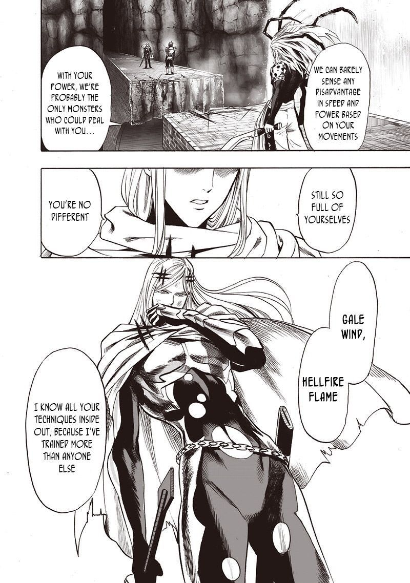 One Punch Man Chapter 96 Read Online Image 9
