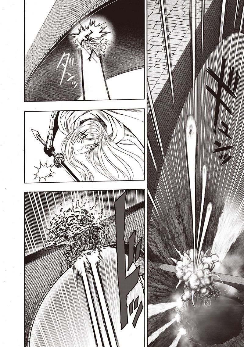 One Punch Man Chapter 96 Read Online Image 13