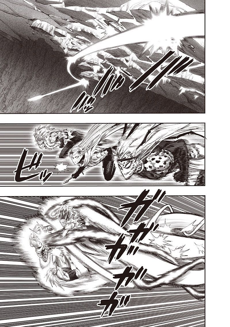 One Punch Man Chapter 96 Read Online Image 18