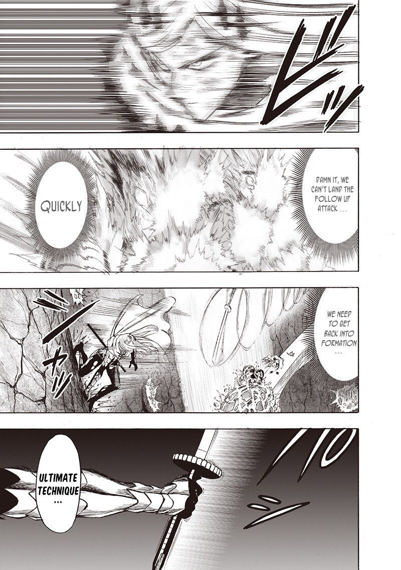 One Punch Man Chapter 96 Read Online Image 23