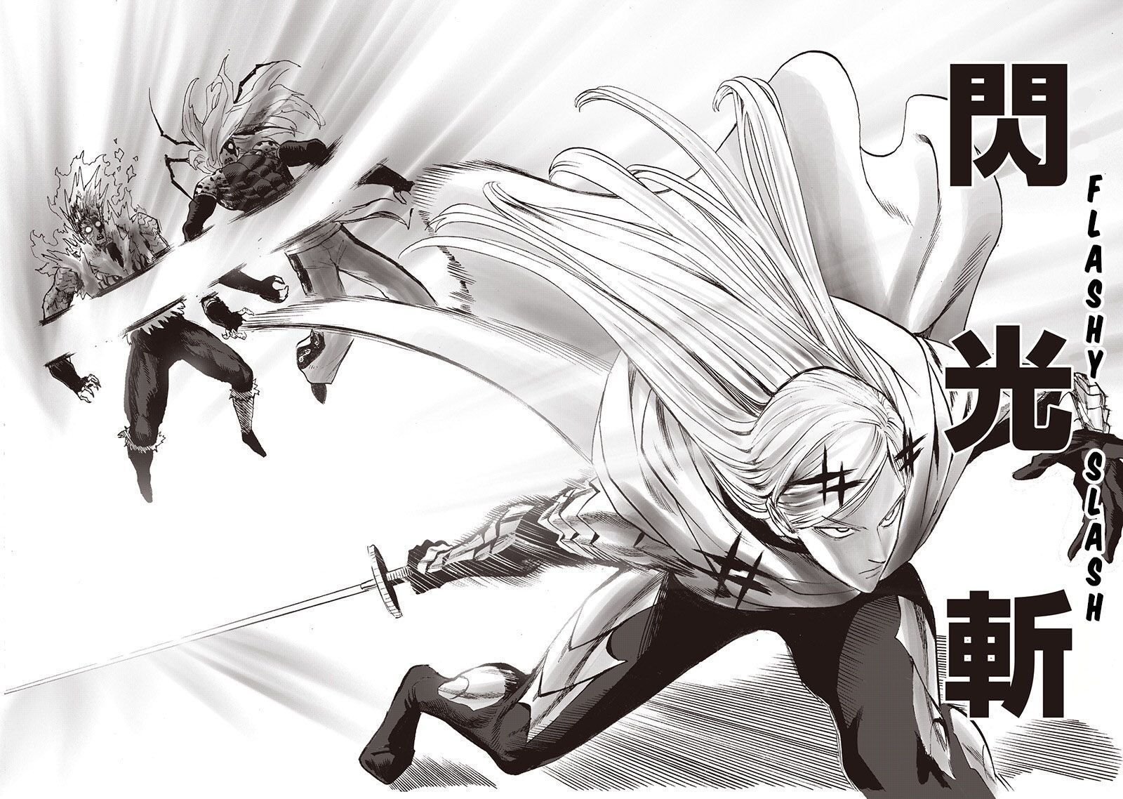 One Punch Man Chapter 96 Read Online Image 24
