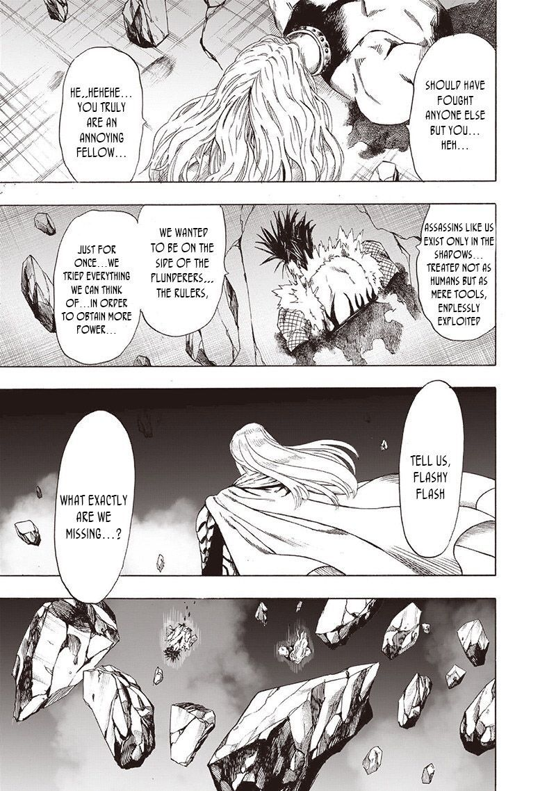 One Punch Man Chapter 96 Read Online Image 29