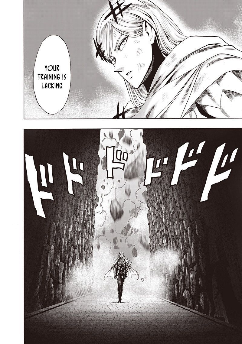 One Punch Man Chapter 96 Read Online Image 30