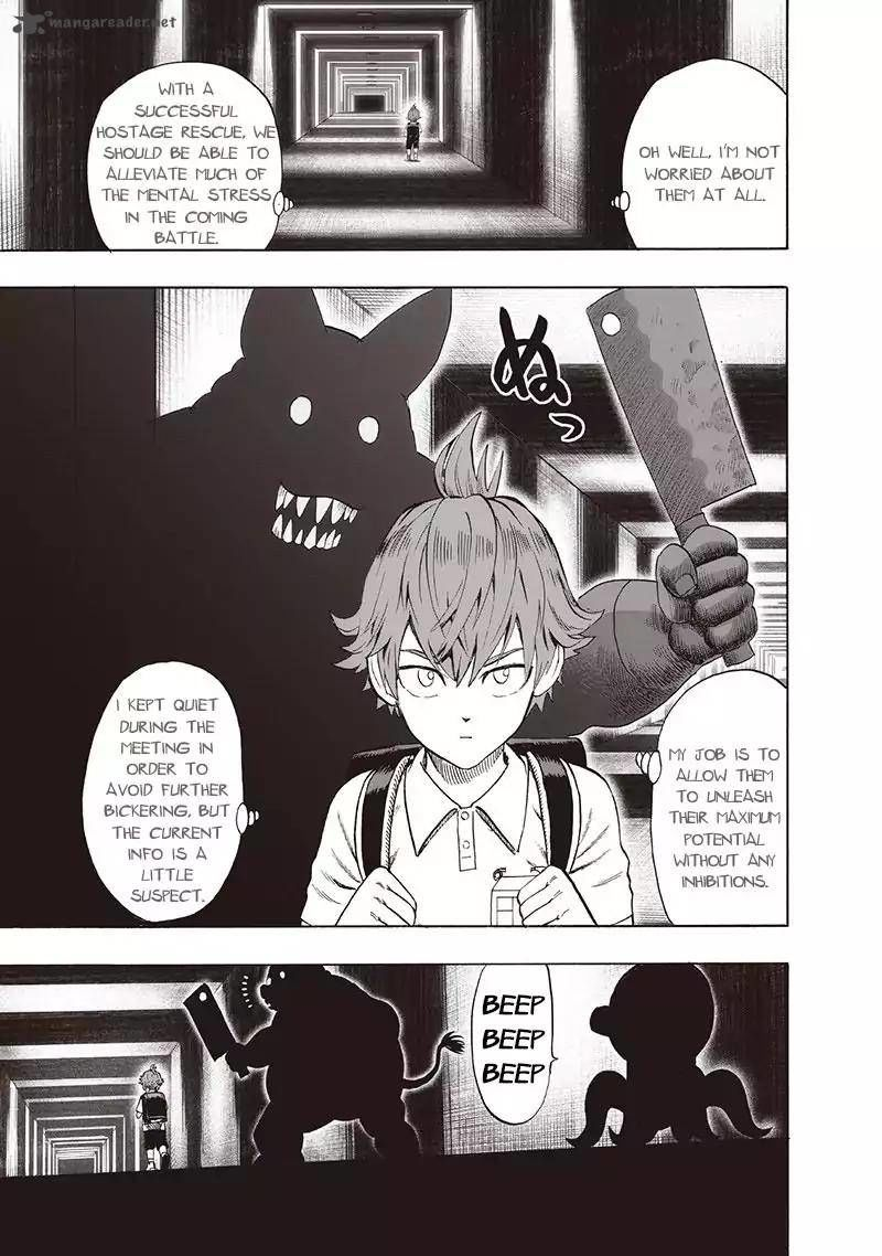 One Punch Man Chapter 97 Read Online Image 3