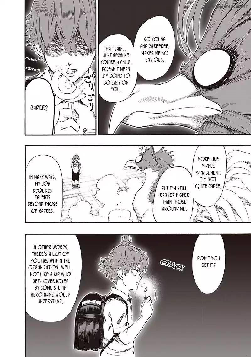 One Punch Man Chapter 97 Read Online Image 10