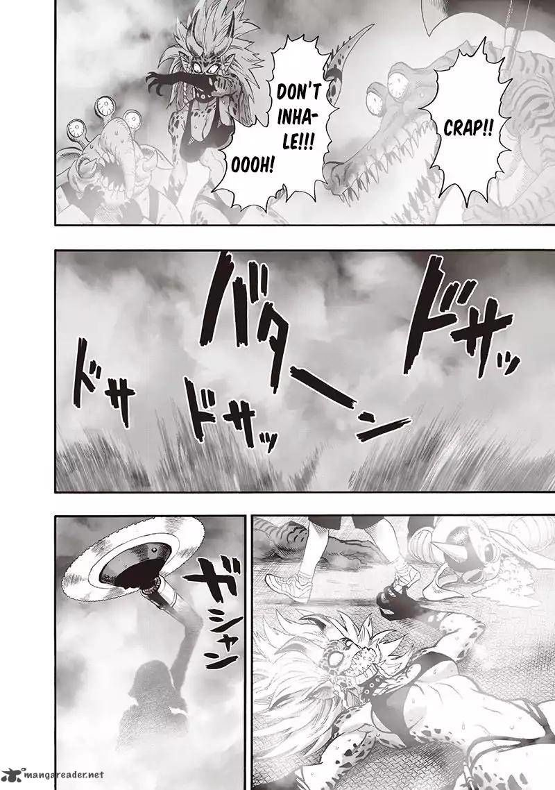 One Punch Man Chapter 97 Read Online Image 20