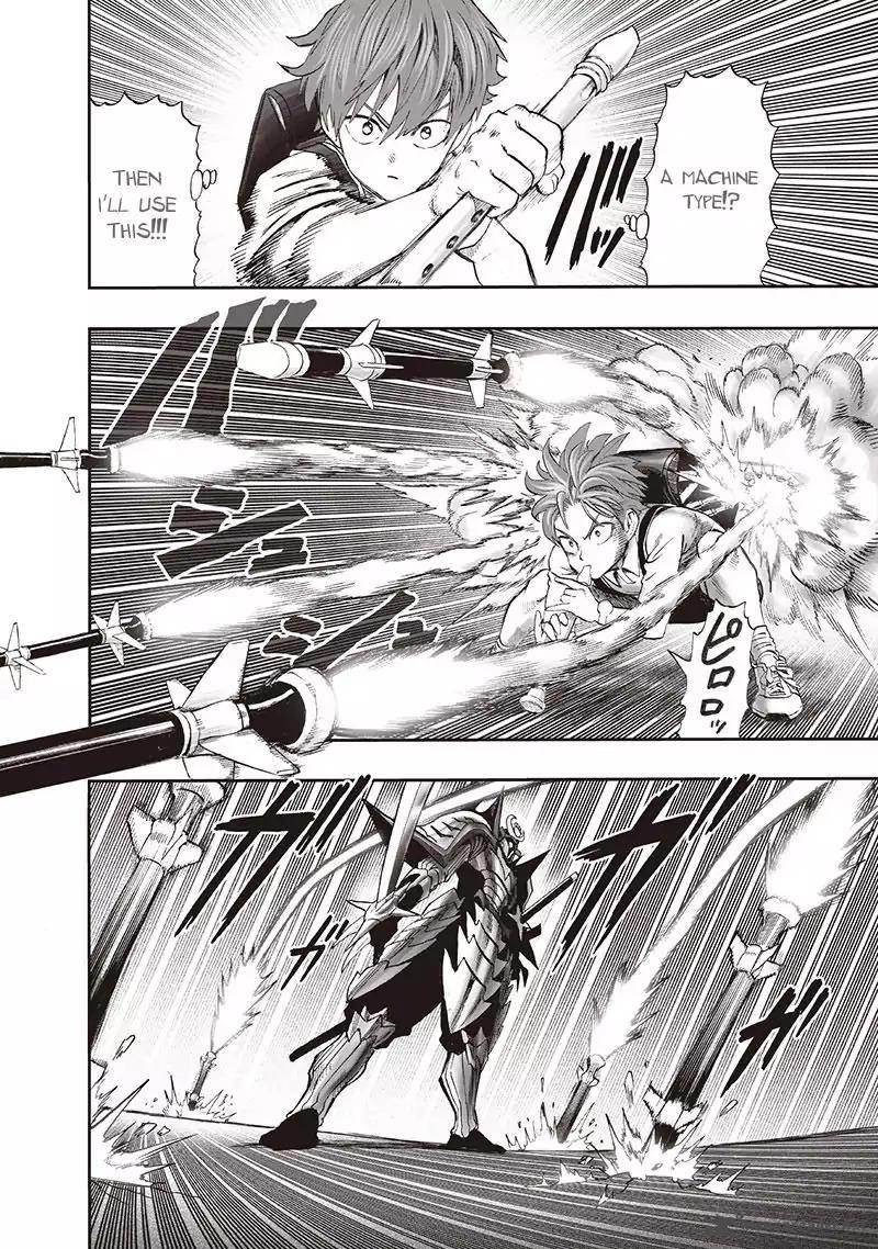 One Punch Man Chapter 97 Read Online Image 30