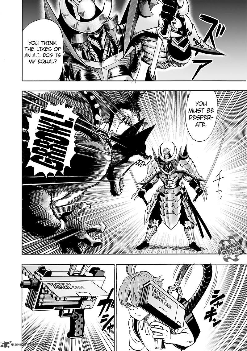 One Punch Man Chapter 98 Read Online Image 6