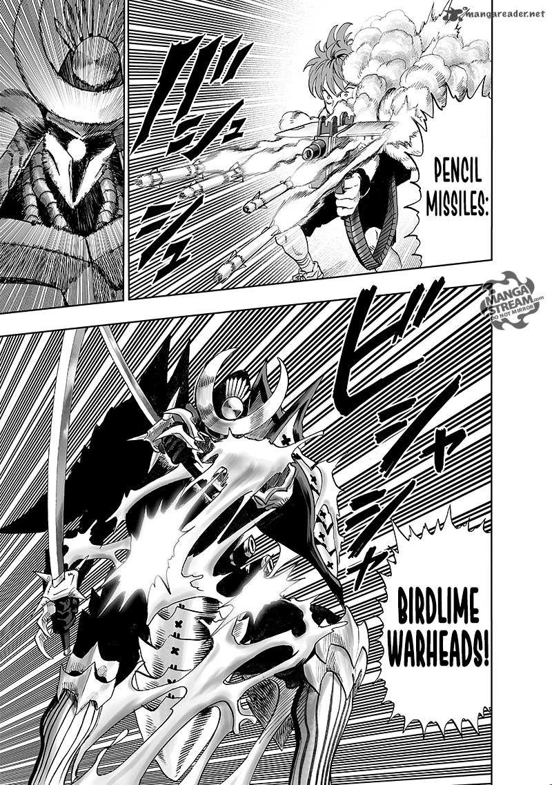 One Punch Man Chapter 98 Read Online Image 7