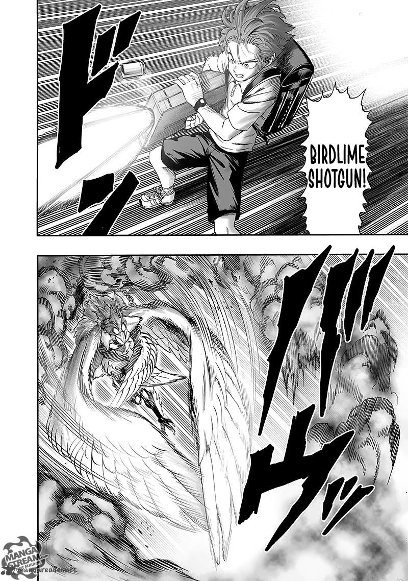 One Punch Man Chapter 98 Read Online Image 17