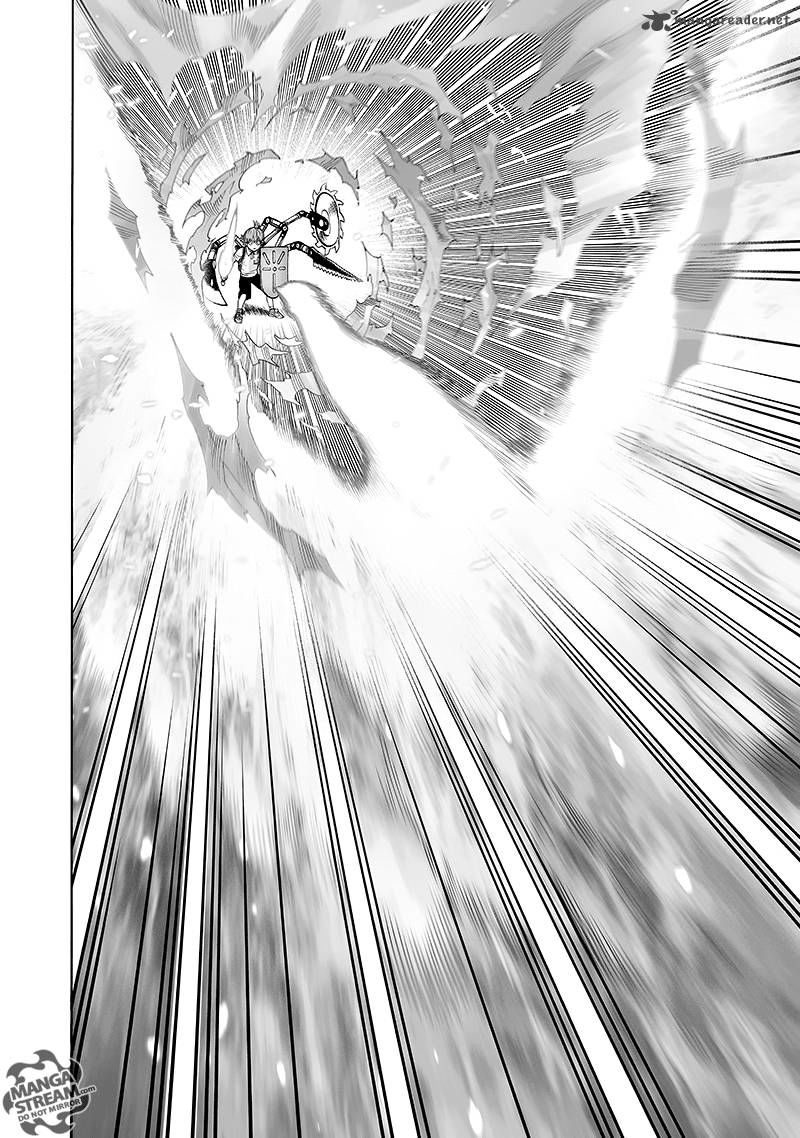 One Punch Man Chapter 98 Read Online Image 24