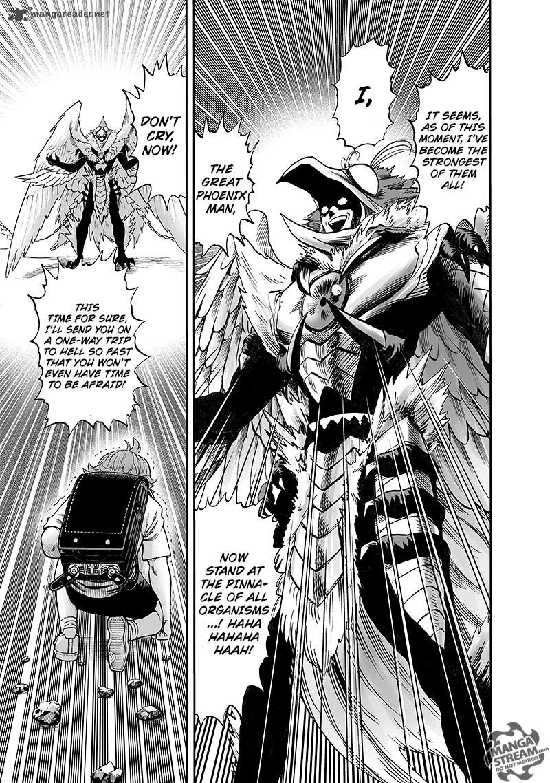 One Punch Man Chapter 98 Read Online Image 27