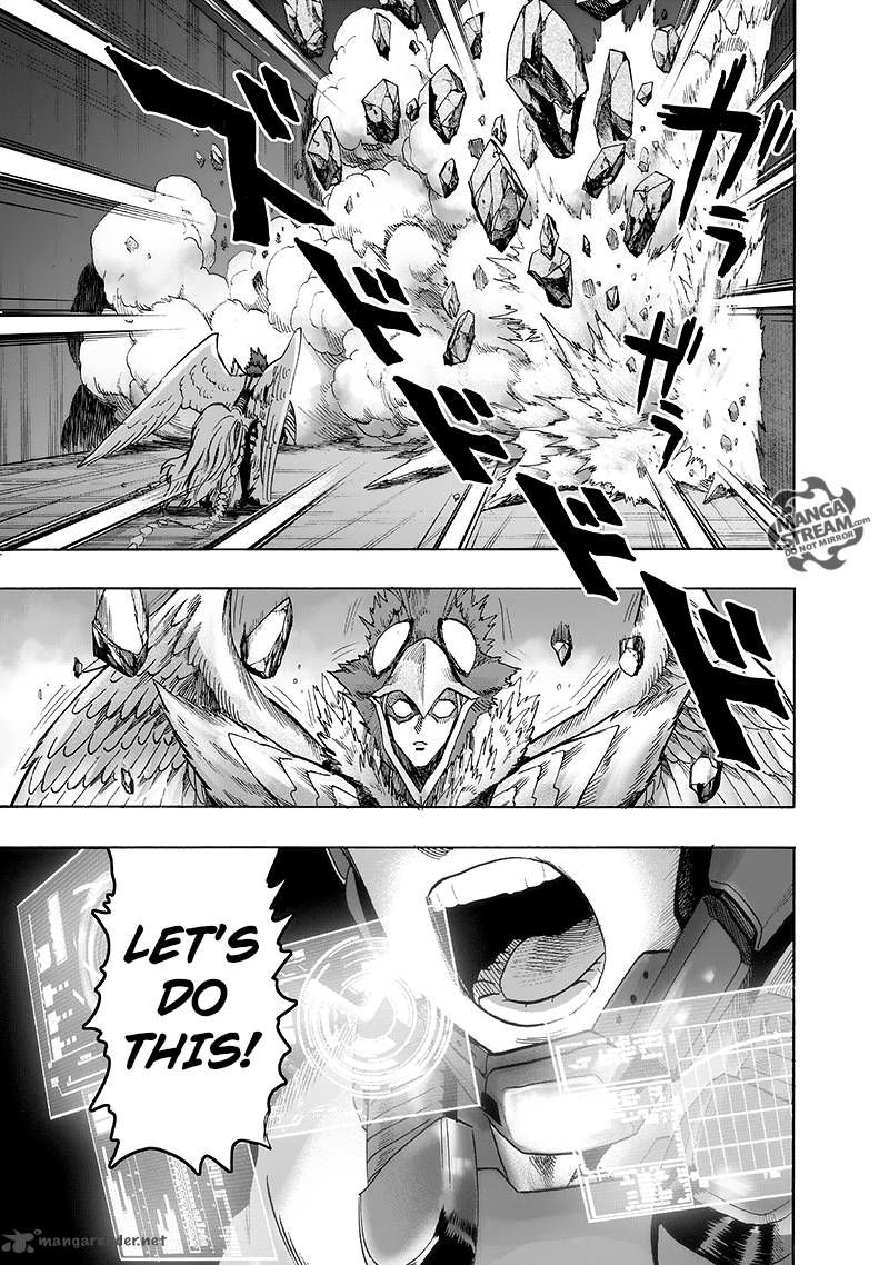 One Punch Man Chapter 98 Read Online Image 33
