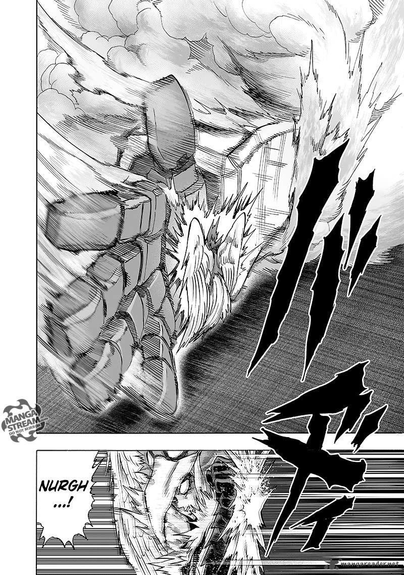 One Punch Man Chapter 98 Read Online Image 34