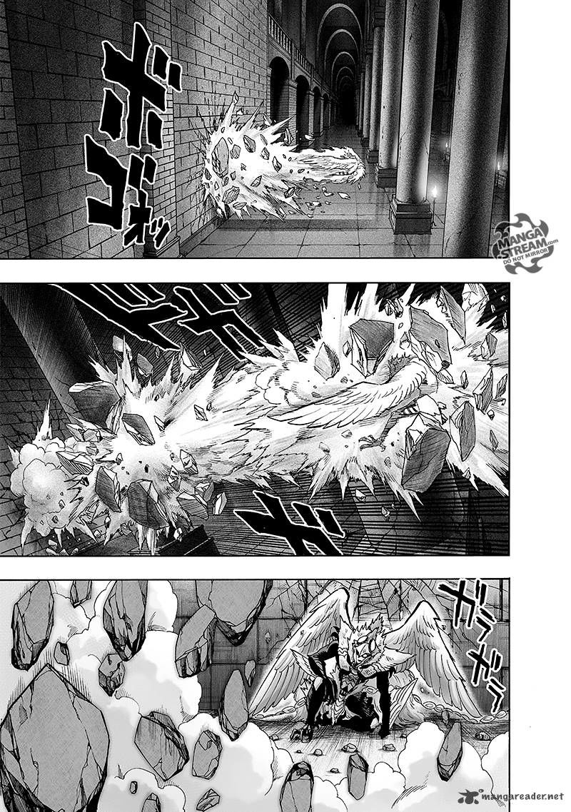 One Punch Man Chapter 98 Read Online Image 35