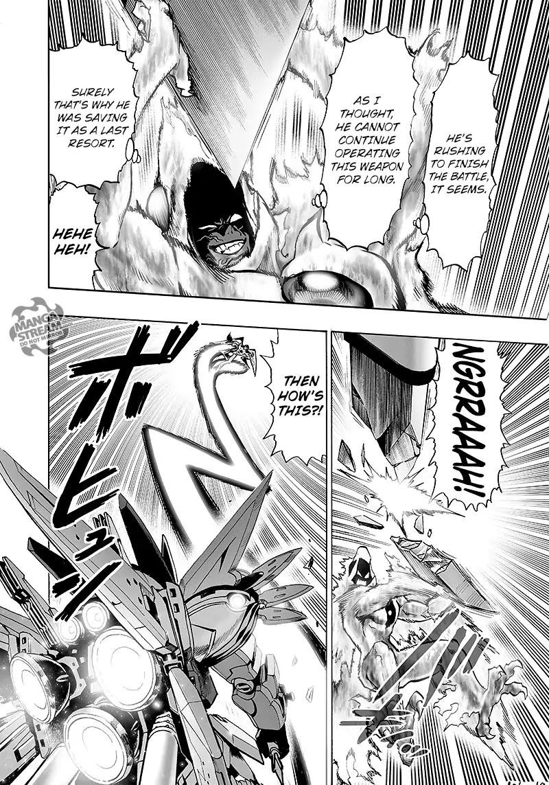 One Punch Man Chapter 99.3 Read Online Image 17