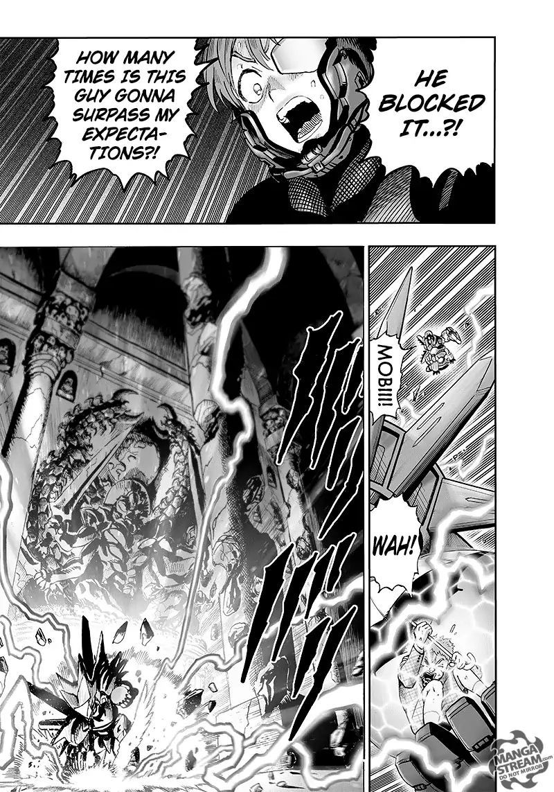 One Punch Man Chapter 99.3 Read Online Image 26