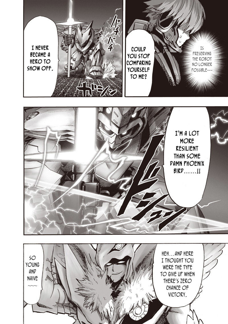 One Punch Man Chapter 99.4 Read Online Image 8