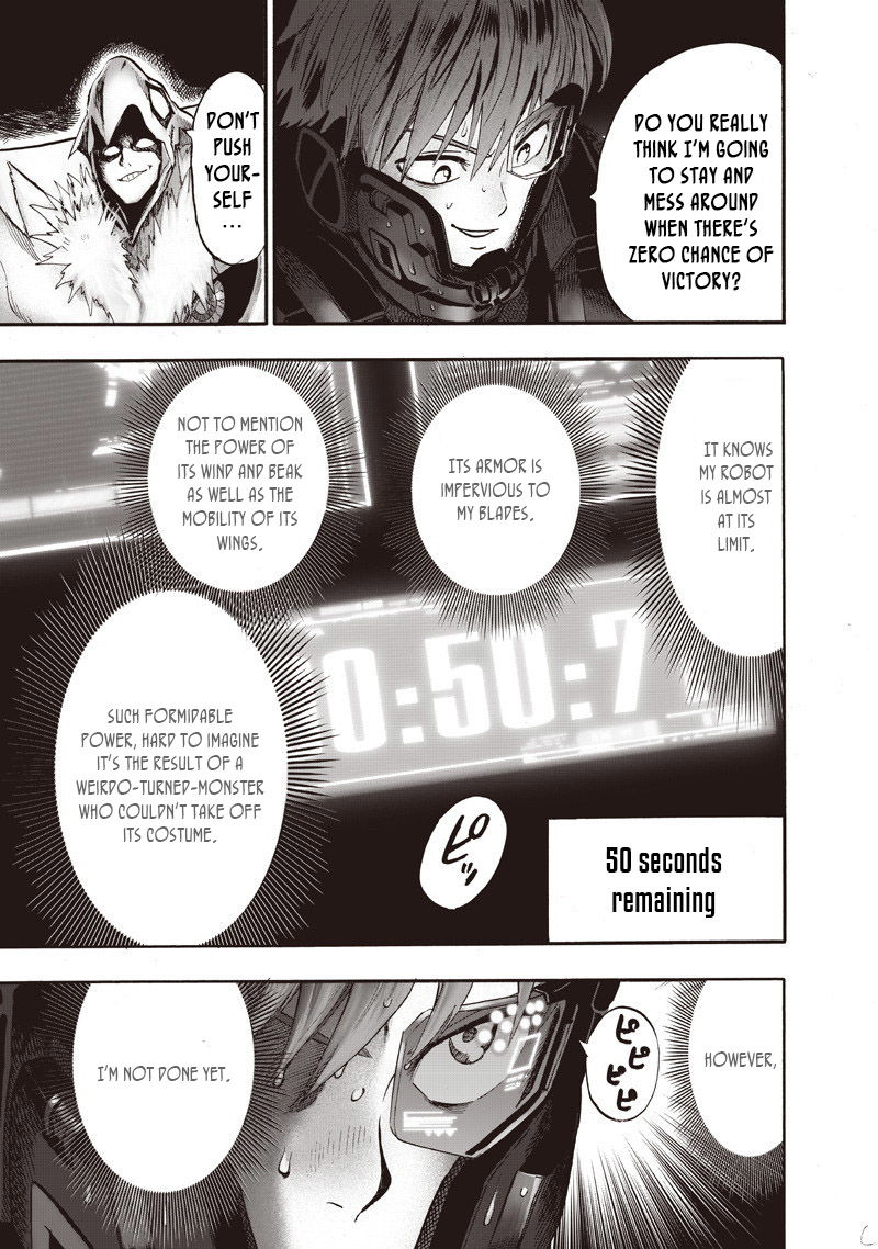 One Punch Man Chapter 99.4 Read Online Image 9