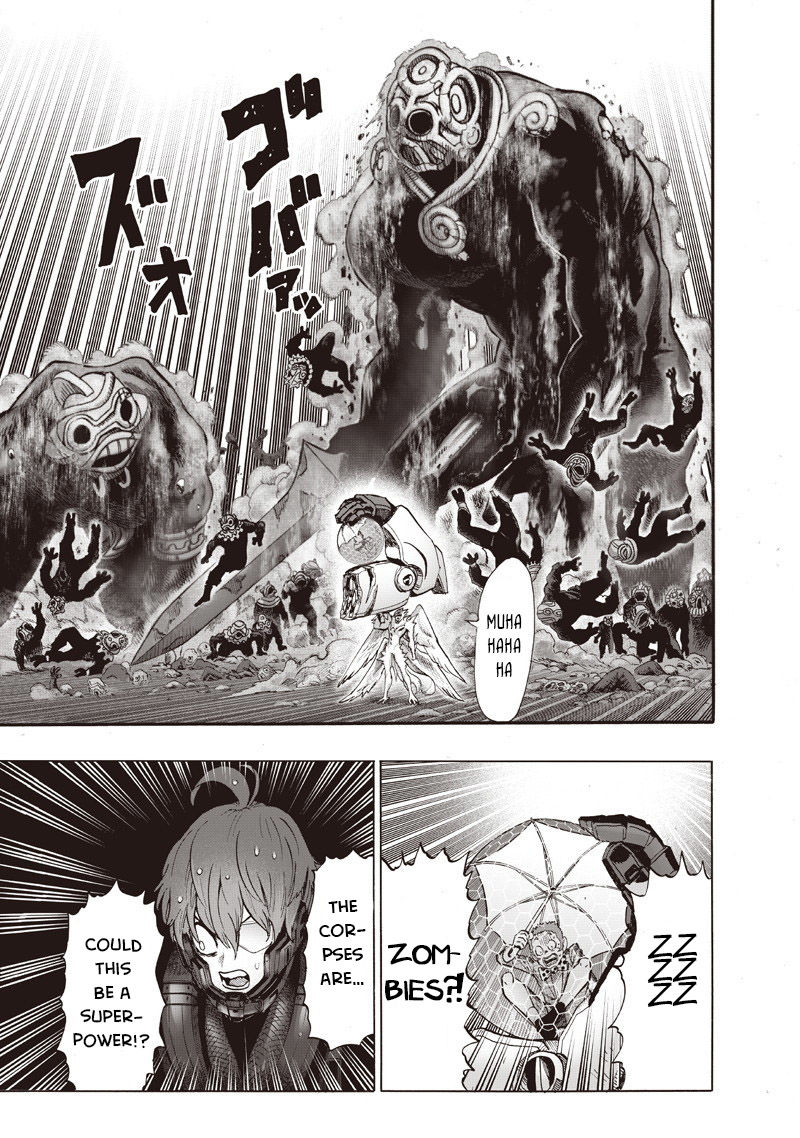 One Punch Man Chapter 99.4 Read Online Image 13