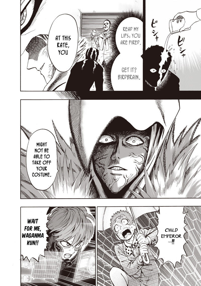 One Punch Man Chapter 99.4 Read Online Image 18