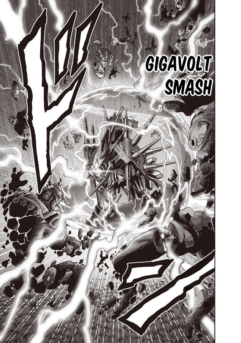 One Punch Man Chapter 99.4 Read Online Image 31