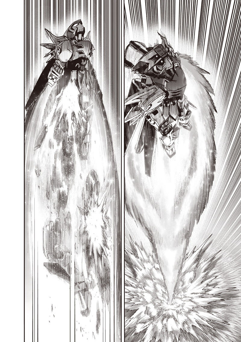 One Punch Man Chapter 99.4 Read Online Image 34