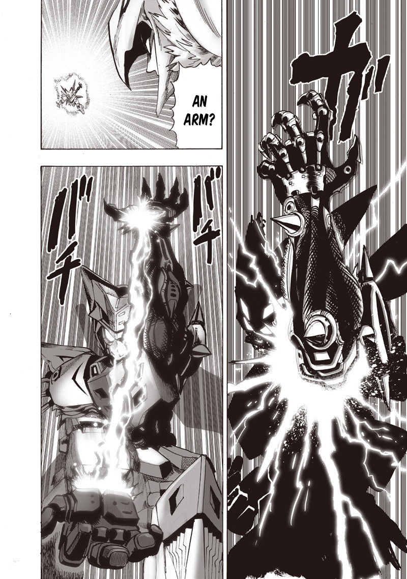 One Punch Man Chapter 99.4 Read Online Image 36