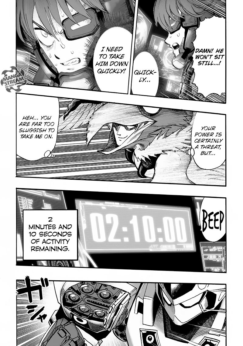 One Punch Man Chapter 99 Read Online Image 5