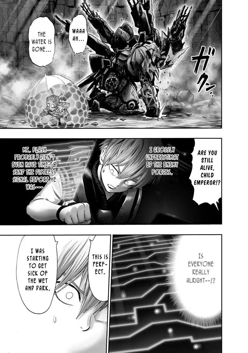 One Punch Man Chapter 100.2 Read Online.2 Image 3