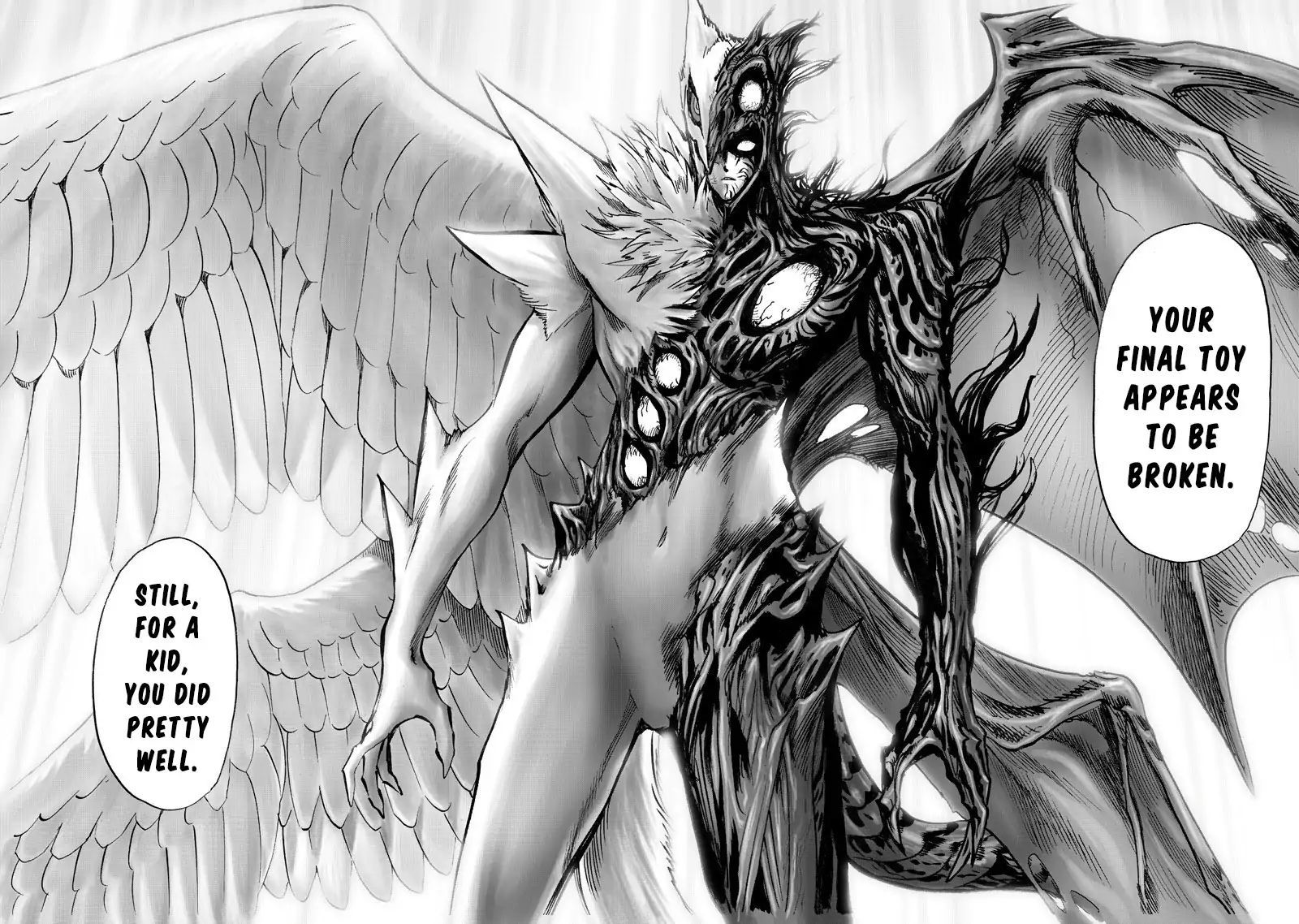 One Punch Man Chapter 100.2 Read Online.2 Image 5