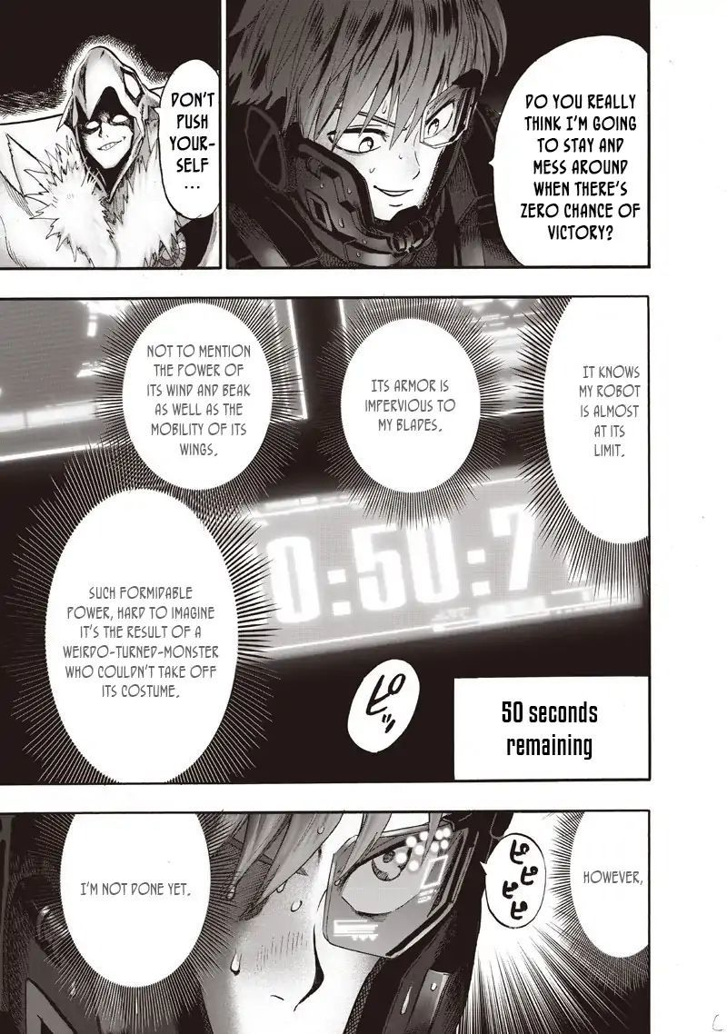 One Punch Man Chapter 100 Read Online Image 10