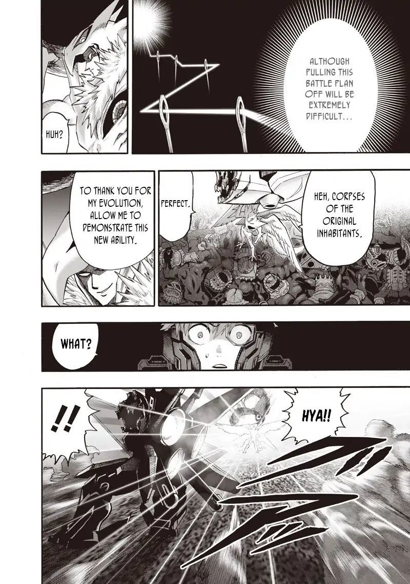 One Punch Man Chapter 100 Read Online Image 11