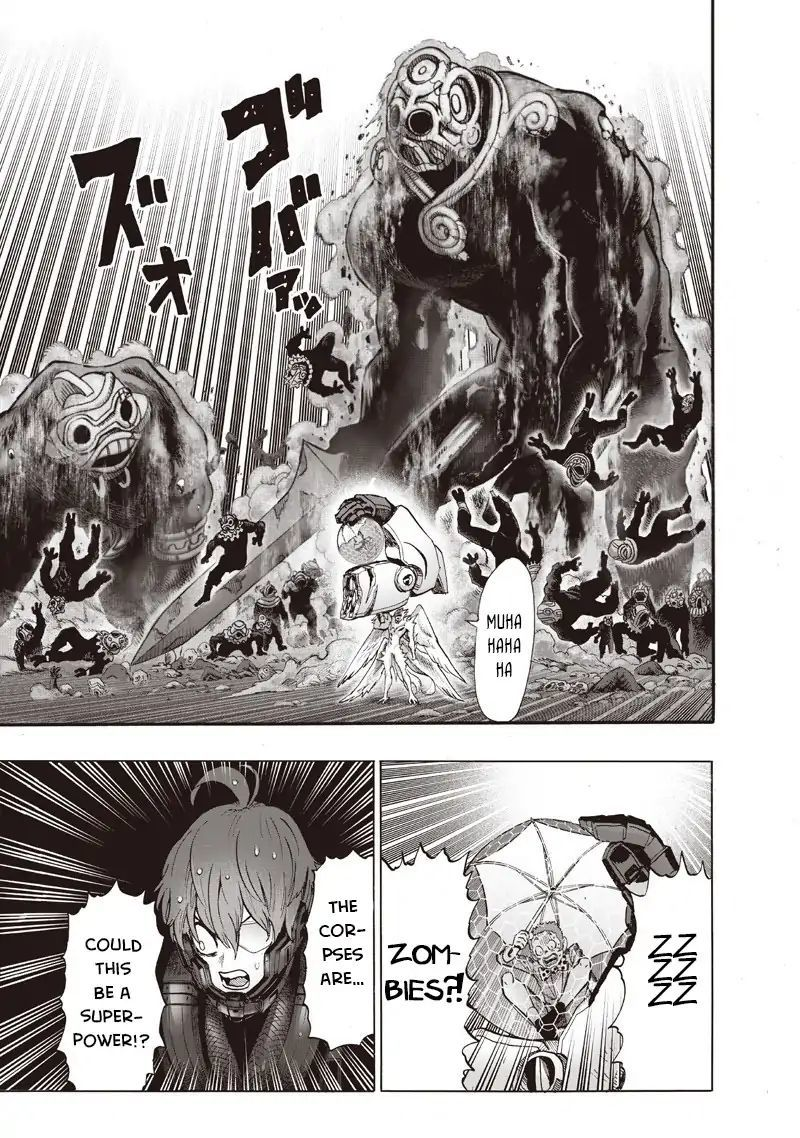 One Punch Man Chapter 100 Read Online Image 14