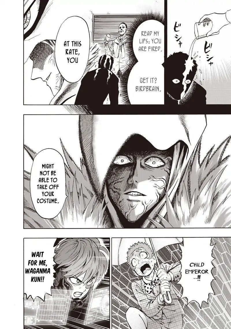 One Punch Man Chapter 100 Read Online Image 19