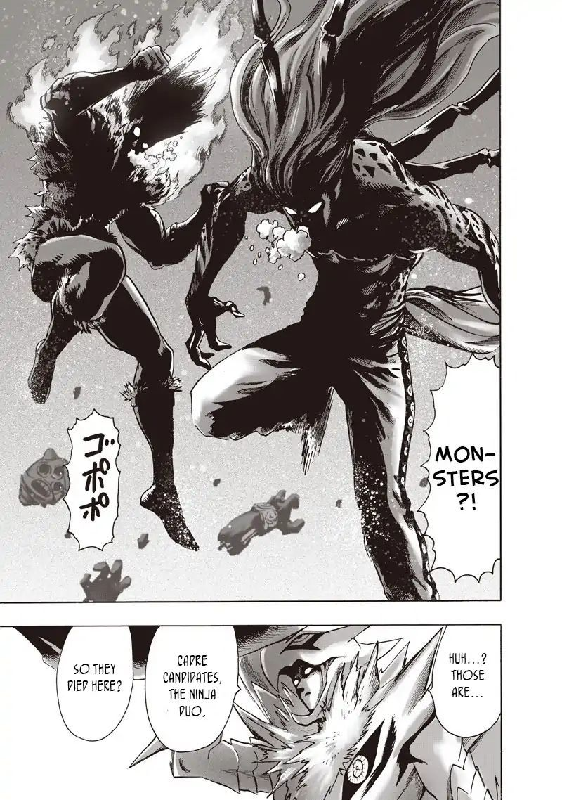 One Punch Man Chapter 100 Read Online Image 22