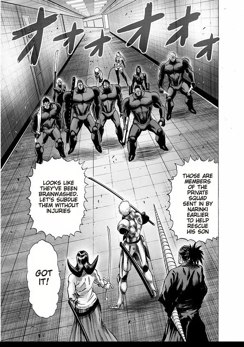 One Punch Man Chapter 102 Read Online Image 5