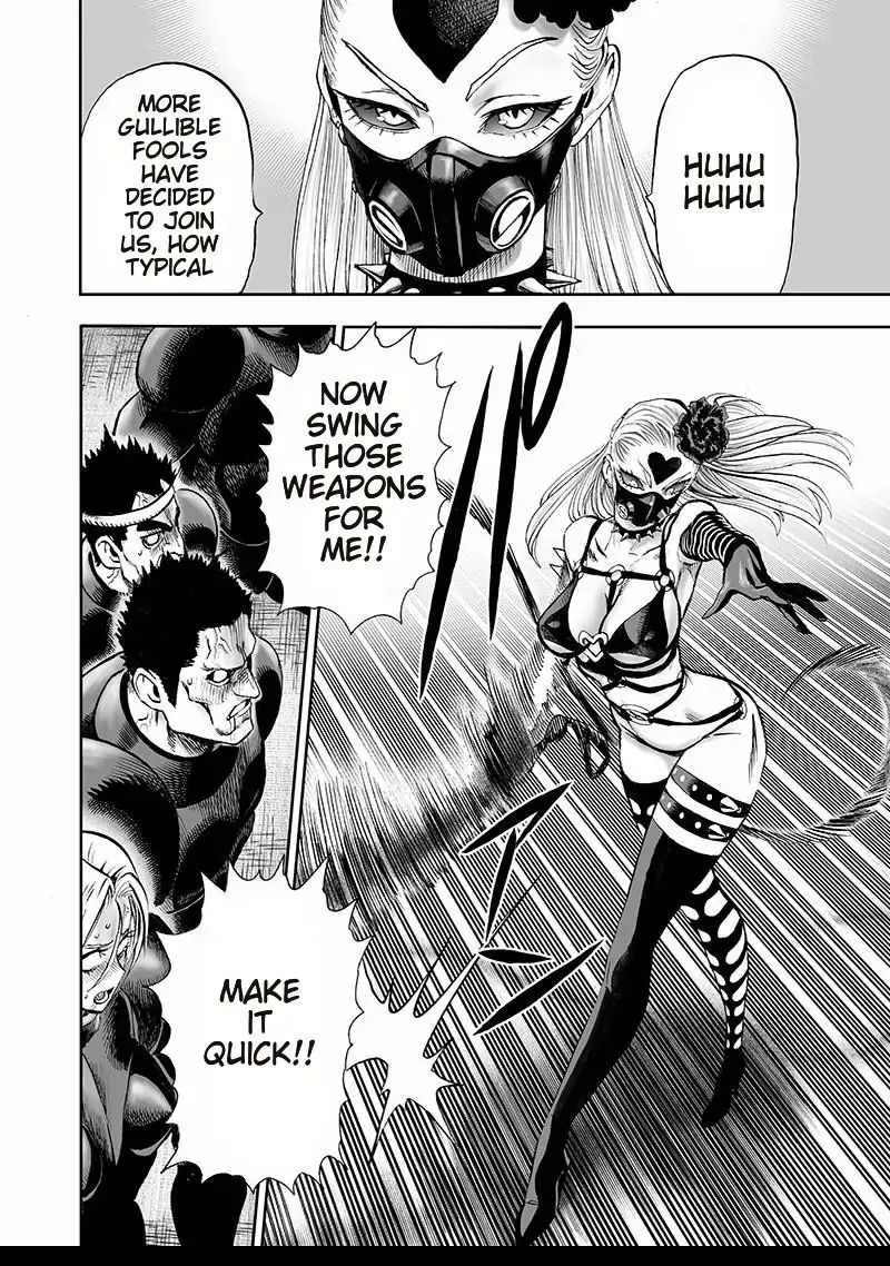 One Punch Man Chapter 102 Read Online Image 6