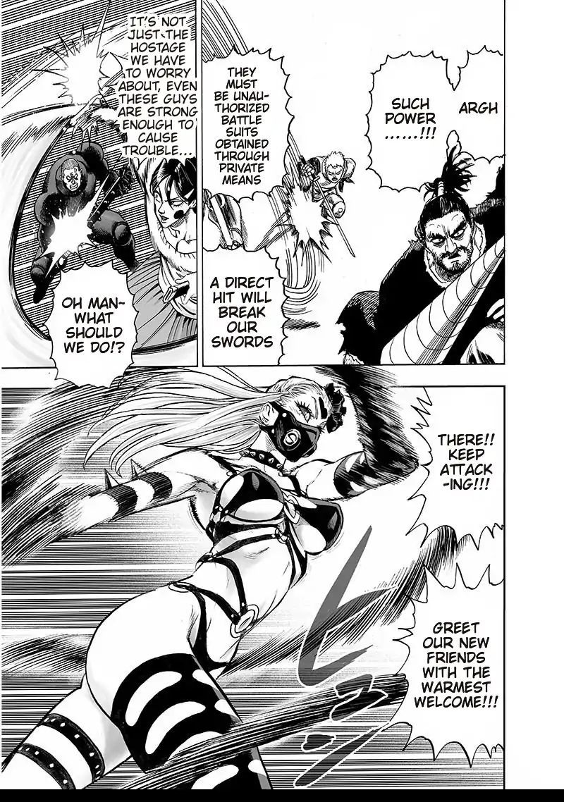 One Punch Man Chapter 102 Read Online Image 9