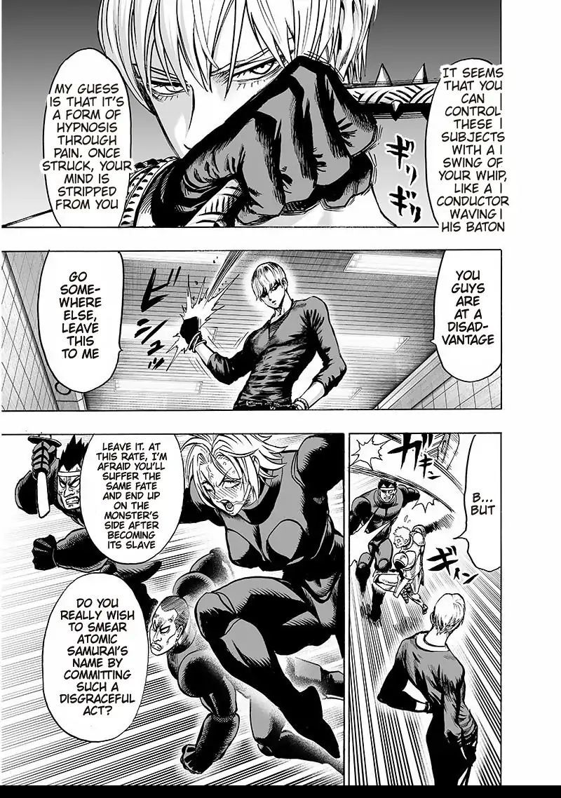 One Punch Man Chapter 102 Read Online Image 13