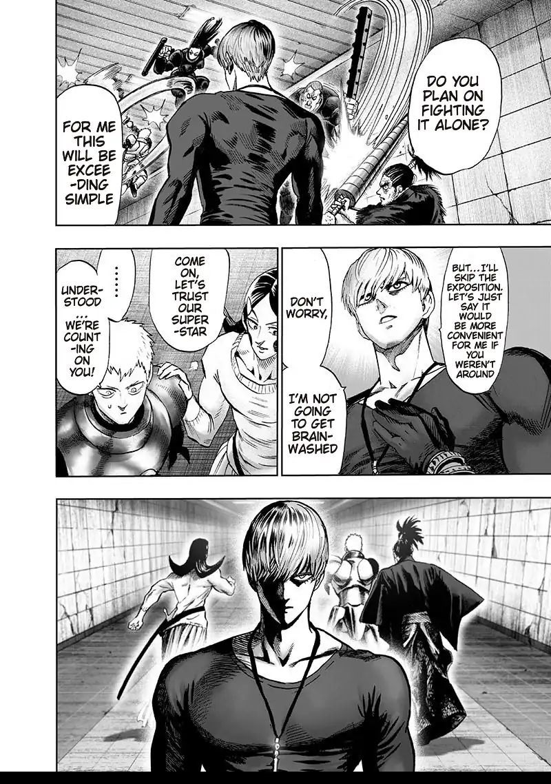 One Punch Man Chapter 102 Read Online Image 14